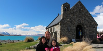 Church of the Good Shepherd South Canterbury