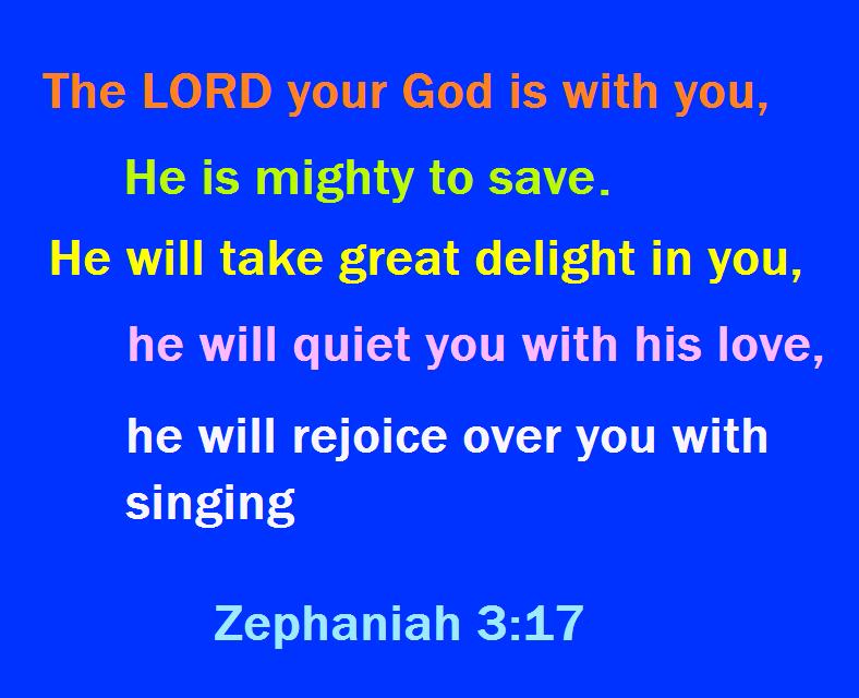 Let Us Anchor Our Faith in God