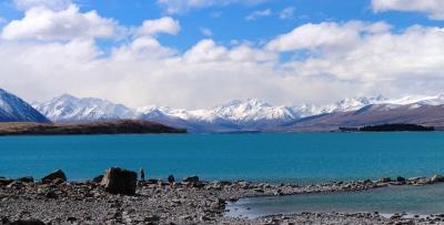 Lake Tekapo South Canterbury