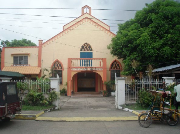 Dumangas Baptist Church