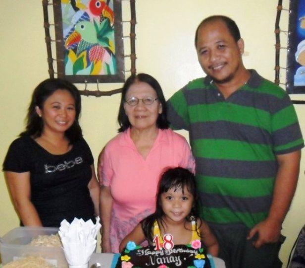 Jewel, Jadyn, Nenita, and Jonan