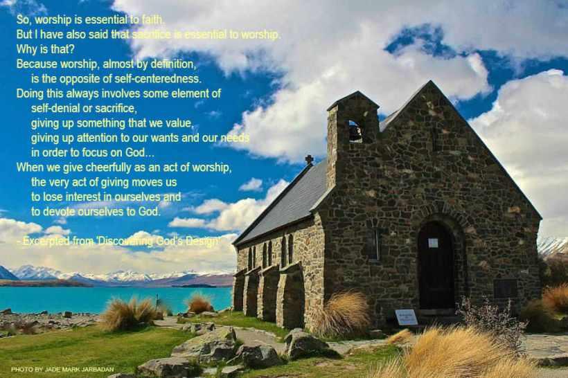 worship and fellowship